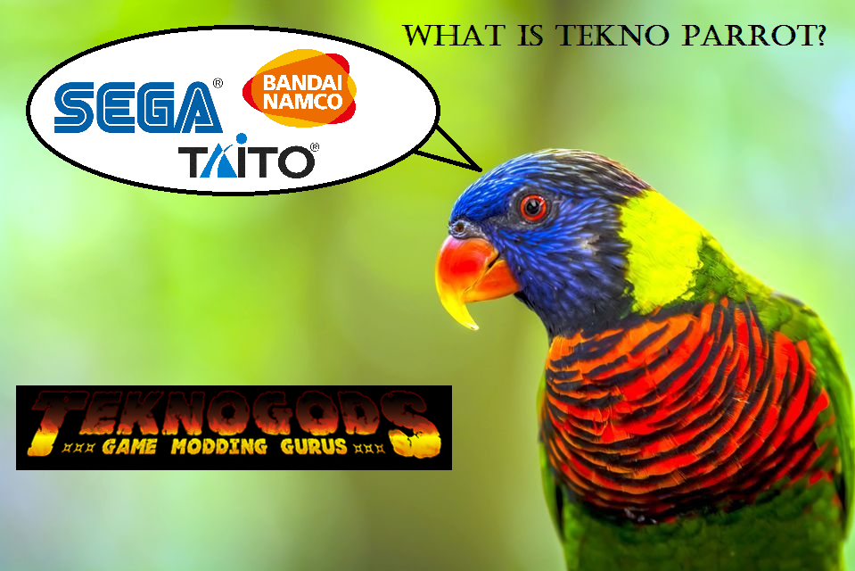 What is Tekno Parrot?